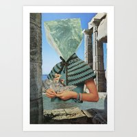 Incantation Art Print