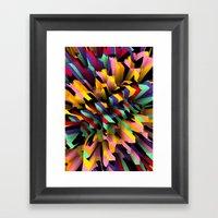 Pixx Framed Art Print