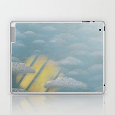 Ode to Summer Nights (Version 2) Laptop & iPad Skin