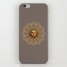 Golden: Radiance  iPhone & iPod Skin