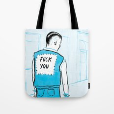 The Vanishing Tribe Tote Bag