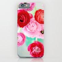 Ranunculus Confetti iPhone 6 Slim Case