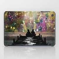 The Universe Was Ours iPad Case