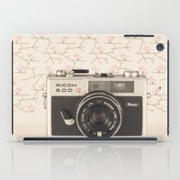 Film Camera (Retro and Vintage Still Life Photography)  iPad Case