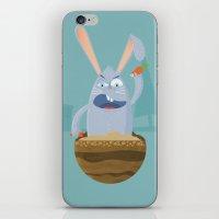 Fake Food Rabbit iPhone & iPod Skin