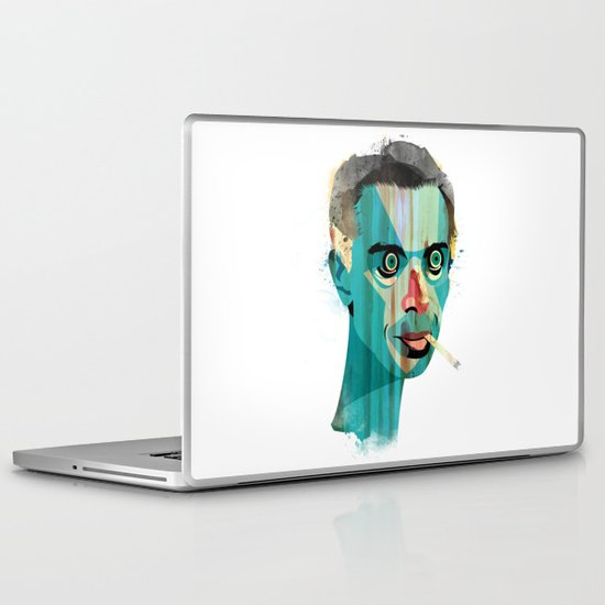 Smoker Laptop & iPad Skin