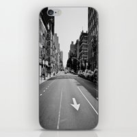 Get On Down The Road iPhone & iPod Skin