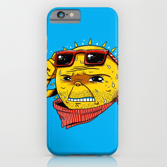 Damn, It's Hot iPhone & iPod Case