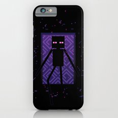 Here comes the Enderman! Slim Case iPhone 6s