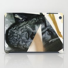 Untitled (Painted Composition 12) iPad Case