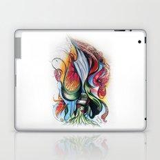 Knife Flower Laptop & iPad Skin