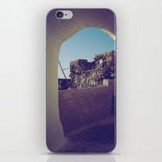 Santorini Walkway IV iPhone & iPod Skin
