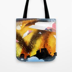 going to mexico Tote Bag