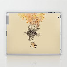 The wacky traveling machine Laptop & iPad Skin