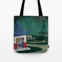 Four Of Seven Tote Bag