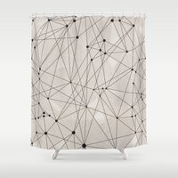 Atlantis BG Shower Curtain