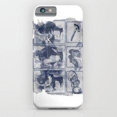 Vigilante Blueprint iPhone 6 Slim Case