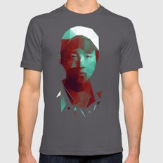 Glenn - The Walking Dead Mens Fitted Tee Asphalt SMALL