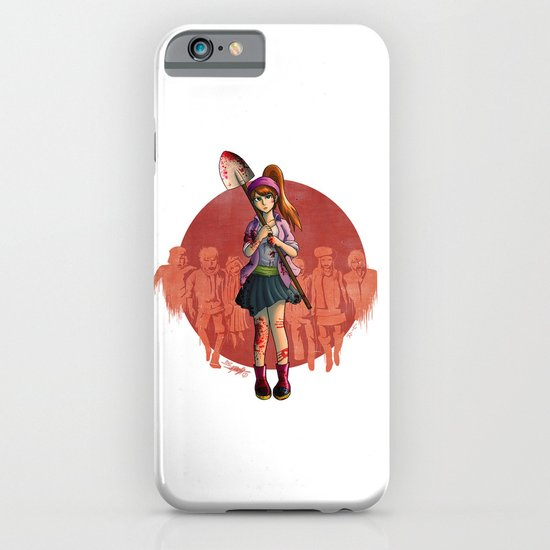 Land of the Rising Dead 2012 iPhone & iPod Case