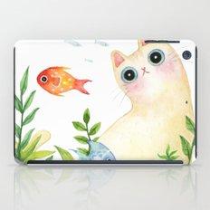 The Aquarium Cat iPad Case