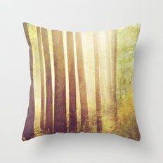 Rejuvenate Throw Pillow