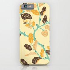Crisp Autumn Branches Slim Case iPhone 6s