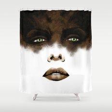 Furiosa Shower Curtain