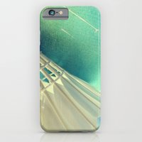 feather iPhone & iPod Cases featuring Feather by Yilan