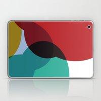 Colorful Blob Laptop & iPad Skin
