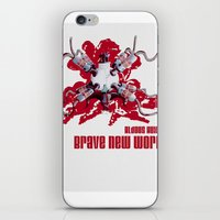 Brave New World iPhone & iPod Skin