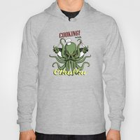 Cooking! With Cthulhu Hoody