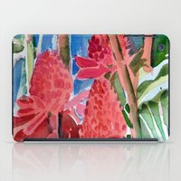 Red Ginger iPad Case