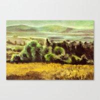 Acryl - Landscape Canvas Print
