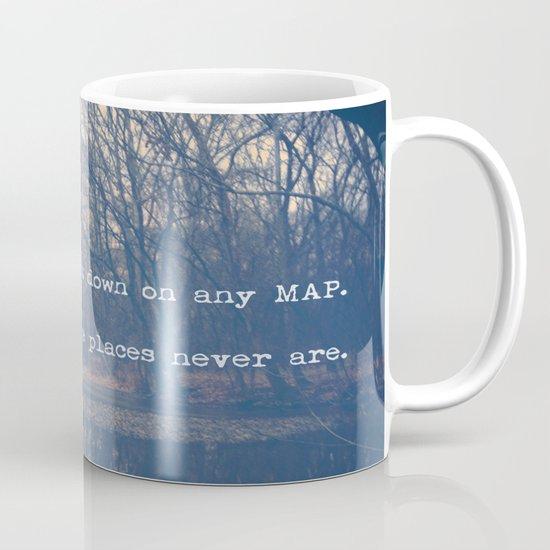 True Places Mug
