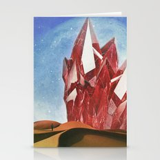 The Crystal Stationery Cards