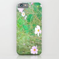 iPhone & iPod Case featuring Wildflowers by helene smith photography