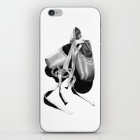 Ballet Shoes iPhone & iPod Skin