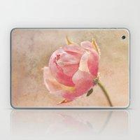 Pretty Little Rosebud. Laptop & iPad Skin