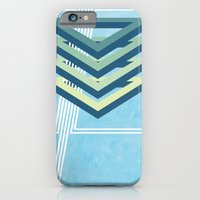 iPhone & iPod Case featuring Four Triangles  by DCWing