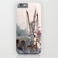 iPhone & iPod Case featuring Mayport 3 of 3 by Teresa Cook
