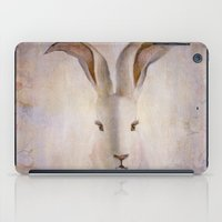 Madame Rabbit iPad Case