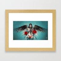 Nymph V: Exclusive Framed Art Print