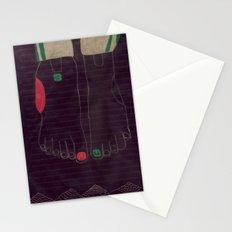 6 finger Stationery Cards