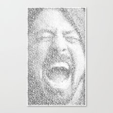 Dave Grohl. Everlong. Canvas Print