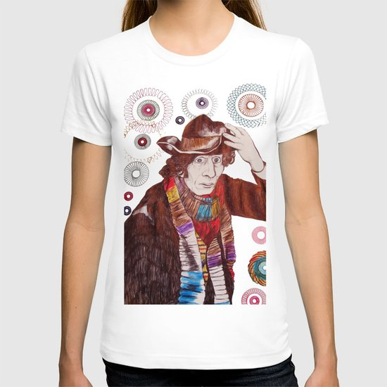 Doctor Who • The Fourth Doctor •   T-shirt