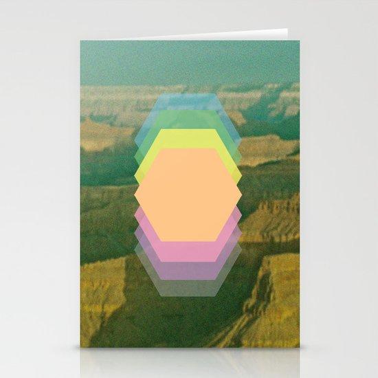 """""""Tomorrow's Harvest"""" by Tim Lukowiak Stationery Card"""