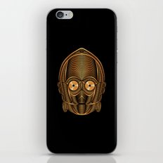 Star . Wars - C-3PO iPhone & iPod Skin