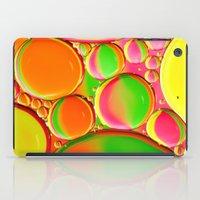 A Splash Of Colour iPad Case