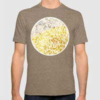 Sunny Cases VI Mens Fitted Tee Tri-Coffee SMALL