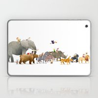 Wild Adventure Laptop & iPad Skin
